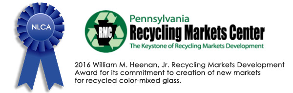 2016 William M. Heenan, Jr. Pennsylvania Recycling Markets Development Award